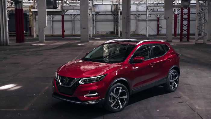 2020 Nissan Rogue Sport Preview