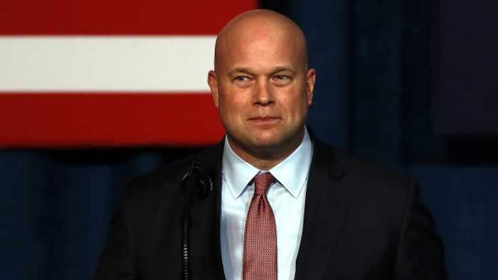 Acting AG Whitaker Will Testify at House Hearing After All