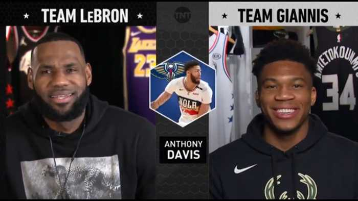 Giannis Calls Out LeBron For Tampering During All-Star Draft For Choosing AD & All Top Free Agents!
