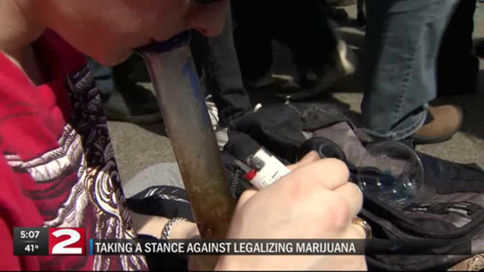 Local law enforcement against Cuomo's push to legalize marijuana