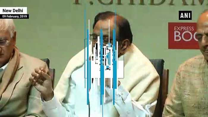 Use of NSA in MP was wrong, mistake has been pointed out: P Chidambaram