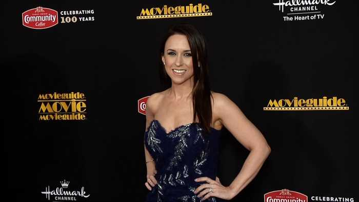 Lacey Chabert 2019 Movieguide Awards Red Carpet