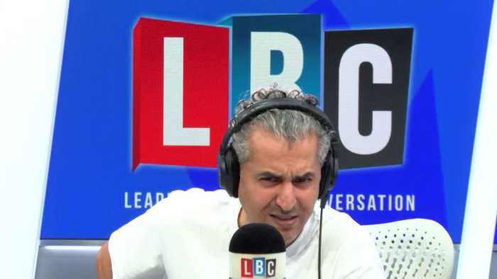Maajid Nawaz On The State Of Labour's Anti-Semitism Row And The Return Of Nazi Slurs