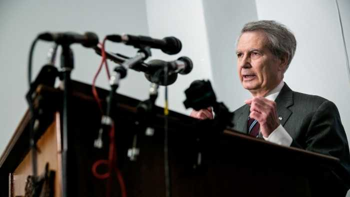 North Carolina Rep. Walter Jones Has Died at Age 76