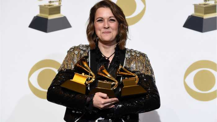 Brandi Carlile Tells Emotional Coming Out Story During Grammys Speech