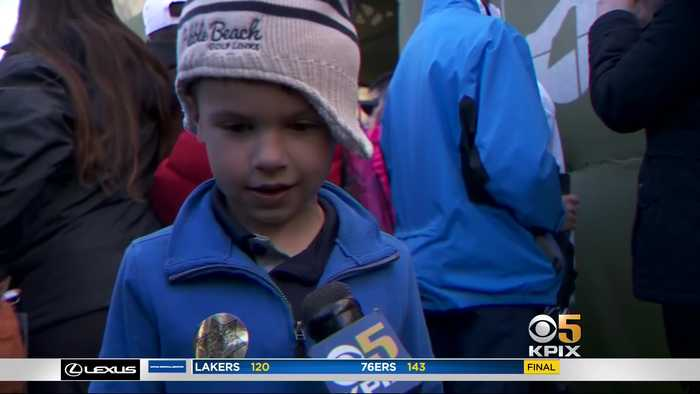 Young Golf Fan Doesn't Have A Handicap Yet, But He Does Have Jordan Spieth's Autograph