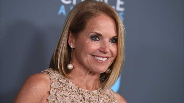 Katie Couric Will Write A Memoir