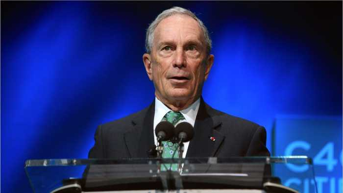 Michael Bloomberg Will Spend More Than $500 Million To Beat Trump