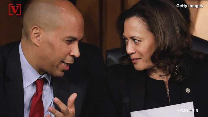 Cory Booker Says He Will 'Be Looking to Women First' For a Potential VP Running Mate