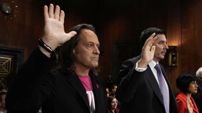 Who T-Mobile, Sprint Have To Satisfy To Finish Their Merger