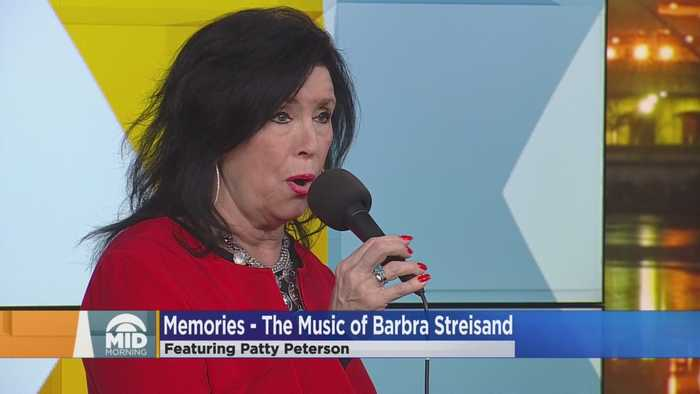 Patty Peterson Performs 'The Music Of Barbara Streisand'