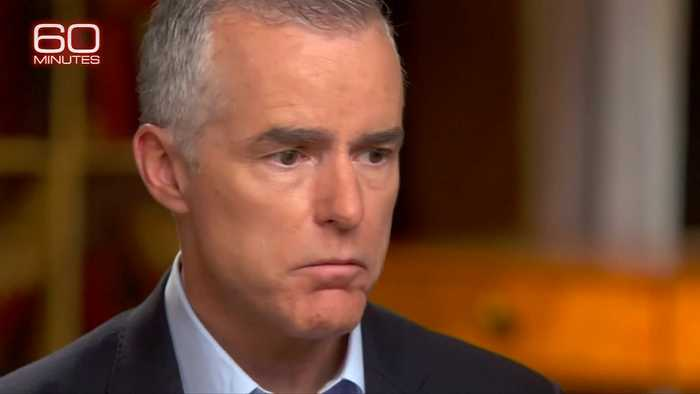 McCabe says he ordered investigation into Trump