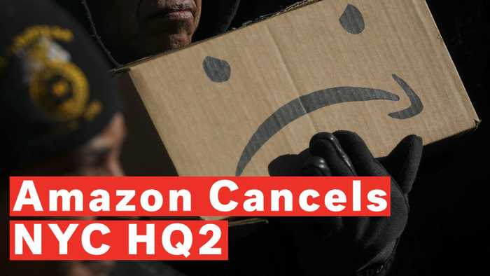 Amazon Cancels New York Headquarters Plans After Fierce Local Opposition
