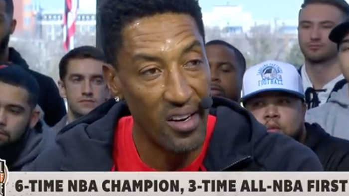 Scottie Pippen TRASHES Lebron James 'He's Not What Michael OR Kobe Was As A Player