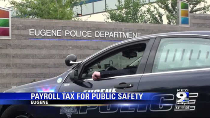Eugene City Council considers possible payroll tax