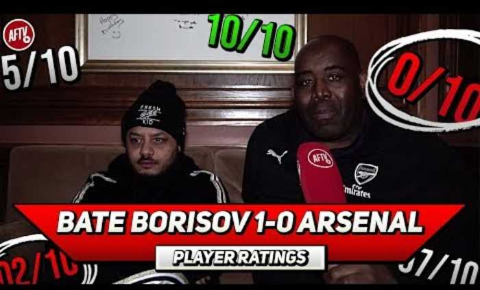 Bate Borisov 1-0 Arsenal | That Was Worse Than Bayern Munich, Embarrassing! Player Ratings Ft Troopz