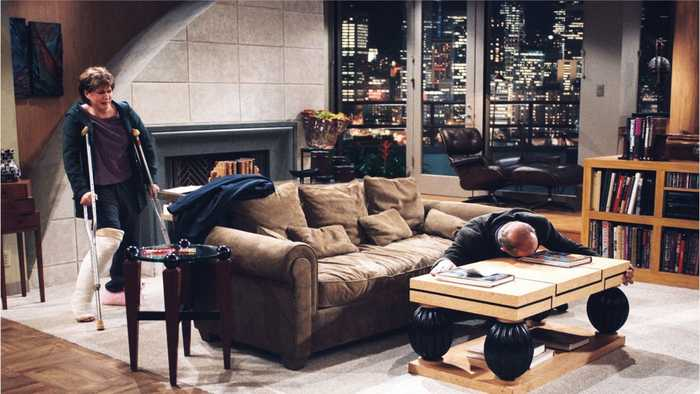 Kelsey Grammer Wants 'Frasier' Back