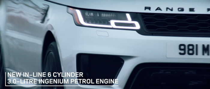 Range Rover Sport HST Special Edition Highlights