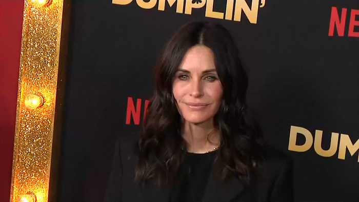 Courteney Cox opens up about her early relationships