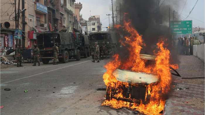 Pakistan Summons Indian Envoy After Deadly Kashmir Suicide Attack