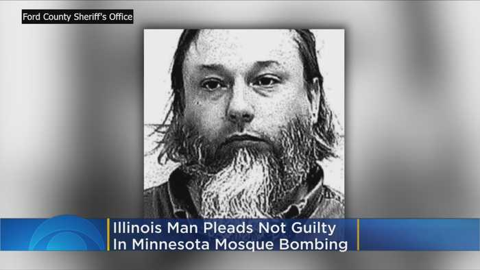 Illinois Man Pleads Not Guilty In Minnesota Mosque Bombing