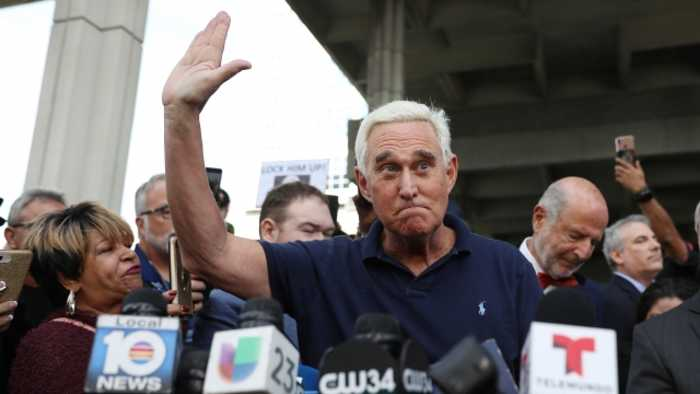 Judge Issues Gag Order On Stone And Attorneys in Case