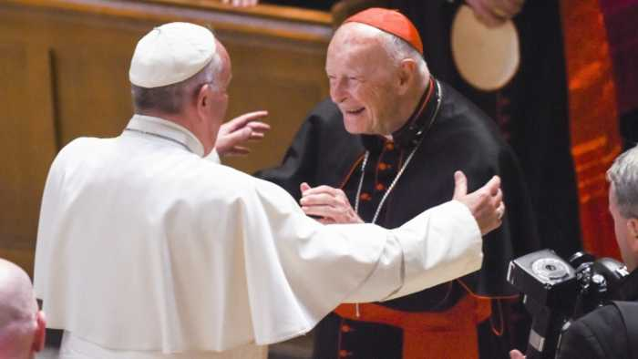 Pope Defrocks Former Cardinal McCarrick for Sexual Abuse
