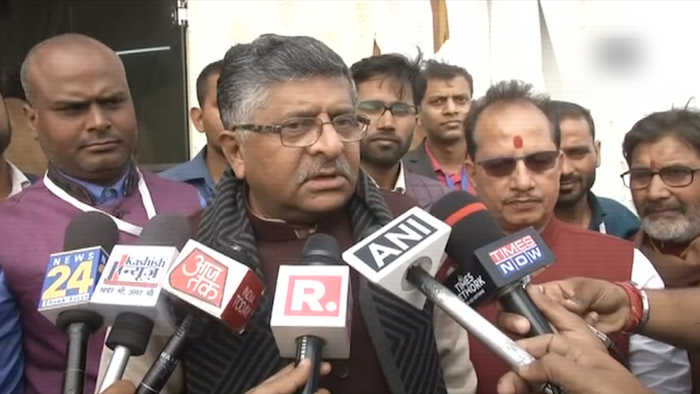 Welcome decision to revoke security of separatists: Law Minister