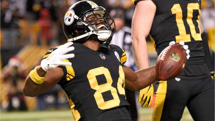 Antonio Brown Criticizes Ben Roethlisberger