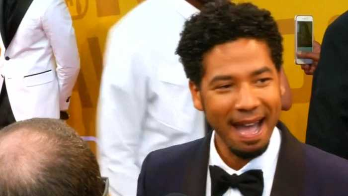 Jussie Smollett 'Angered and Devastated' By Claims Alleged Attack Was a Hoax