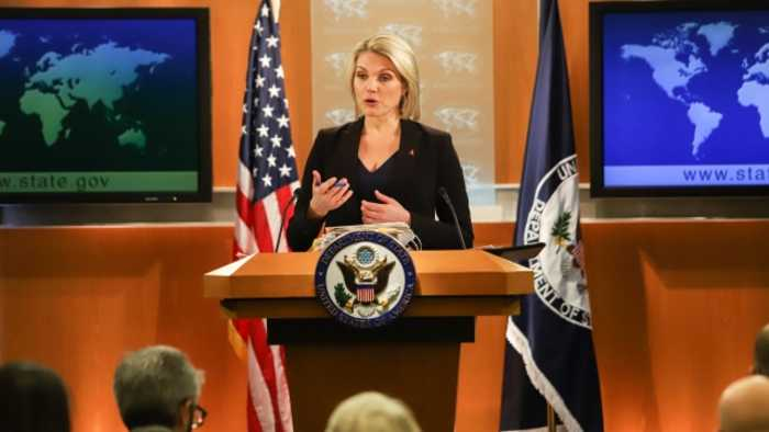 Nauert Withdraws From Consideration for UN Ambassador