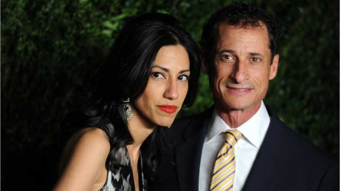 Anthony Weiner Out Of Prison