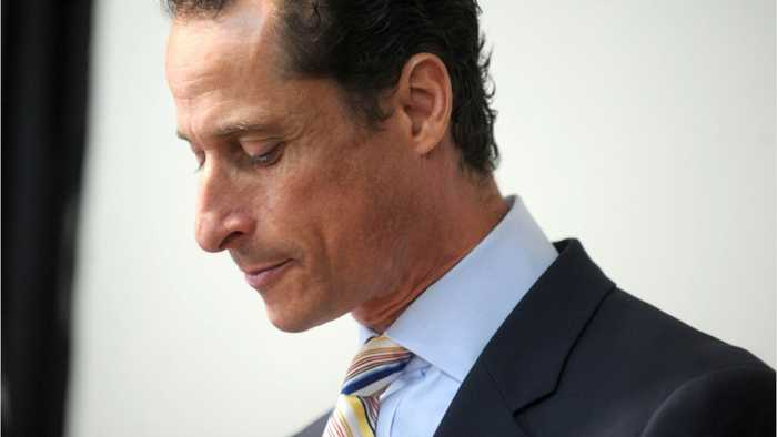 Anthony Weiner Released From Prison After 15 Months