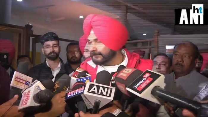 Navjot Sidhu defends comment on Pulwama attack, reminds BJP of Kandahar