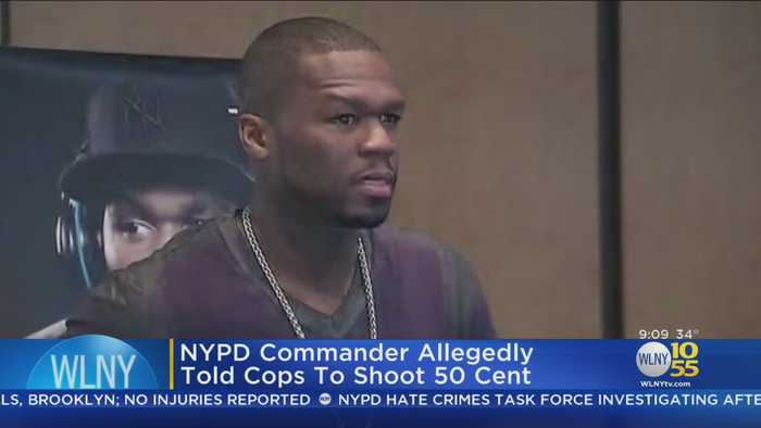 Rapper Threatened By NYPD Officer?