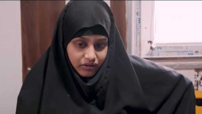 Family lawyers says Shamima Begum is a 'victim'