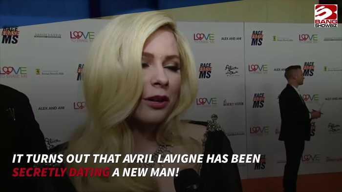 Avril Lavigne's new man