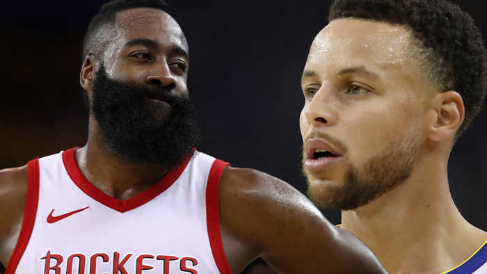 Steph Curry REVEALS Private James Harden Convo That He No Longer Wants To Play Houston Style Bball!