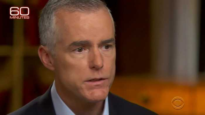 McCabe: Trump said he believed Putin over U.S. intel on North Korea