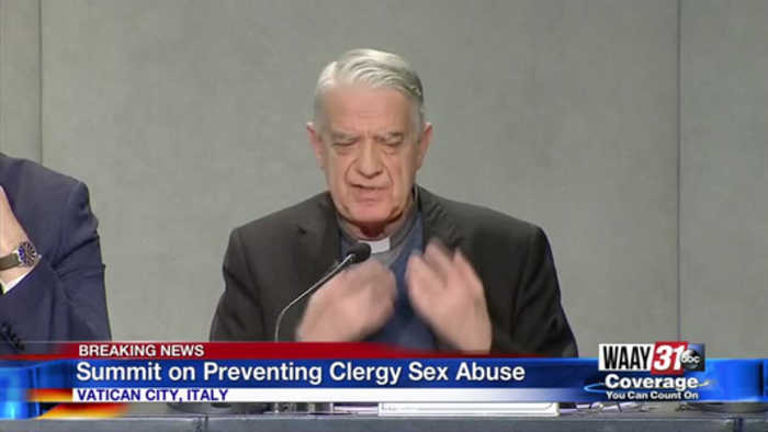 Summit on Preventing Clergy Sex Abuse