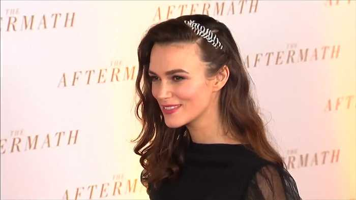 Keira Knightley film promotes unity in divided times