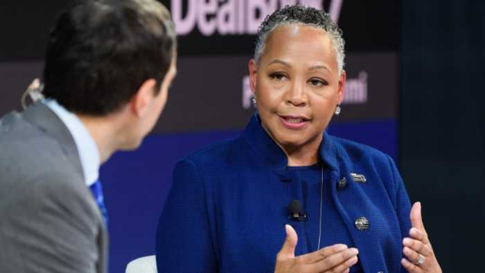 Lisa Borders Resigns as CEO of Time's Up