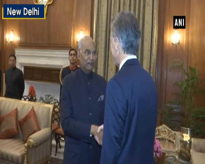 President Ram Nath Kovind hosts banquet in honour of his Argentinean counterpart