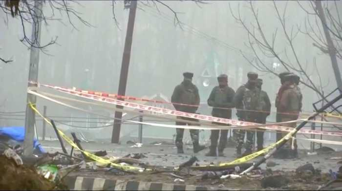 Nine killed in Kashmir gun battle days after deadly attack