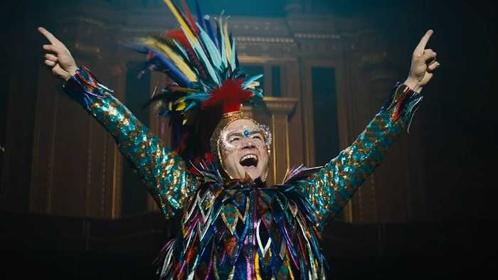 'Rocketman': Featurette - Taron Egerton Is Elton John