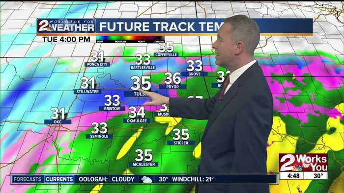 2 Works for You Tuesday Weather Forecast