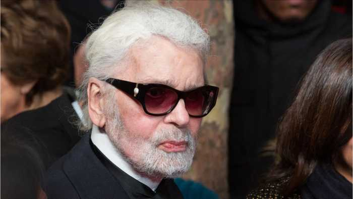 BREAKING NEWS: Karl Lagerfeld dies aged 85