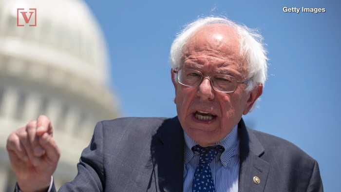 Bernie Sanders Is Running for President in 2020