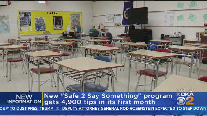 Pa. AG's Office: School Threat System Fields Nearly 5,000 Calls In First Month