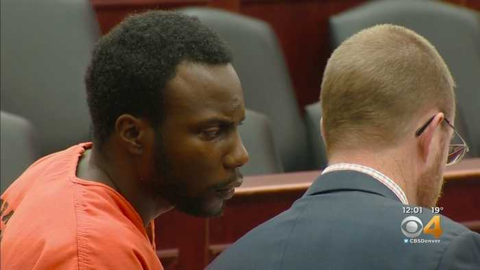 Marcus Johnson Appears In Court For TJ Cunningham Shooting